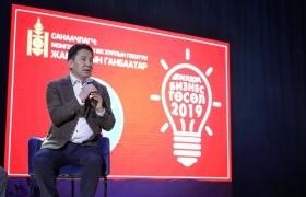 Ж.Ганбаатар: Бидний ирээдүй зөв хандлагатай, бүтээлч сэтгэлгээтэй байгаасай