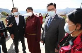 Булган аймгийн Хутаг-Өндөр сумын боловсролын байгууллагын үйл ажиллагаатай танилцлаа