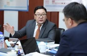 Монгол улсаас австралийн холбооны улсад суух элчин сайдыг хүлээн авч уулзав