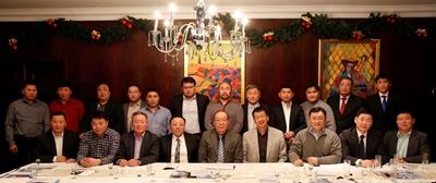Хөвсгөл аймгийн нутгийн зөвлөлийн тэргүүлэгчид уулзлаа