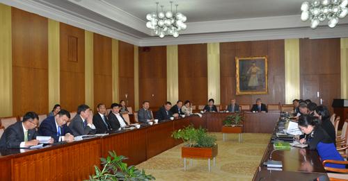 Монгол, Японы эдийн засгийн хамтын ажиллагааны талаарх мэдээллийг сонслоо