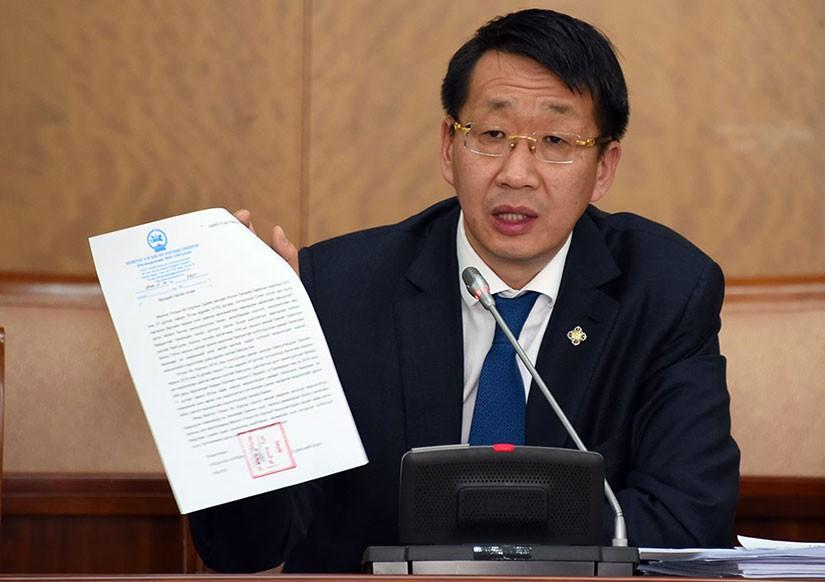Л.Энх-Амгалан: Улстөрчдийн хэрүүлээс болж Монгол Улсад мега төслүүд хэрэгжих ямар ч боломж алга