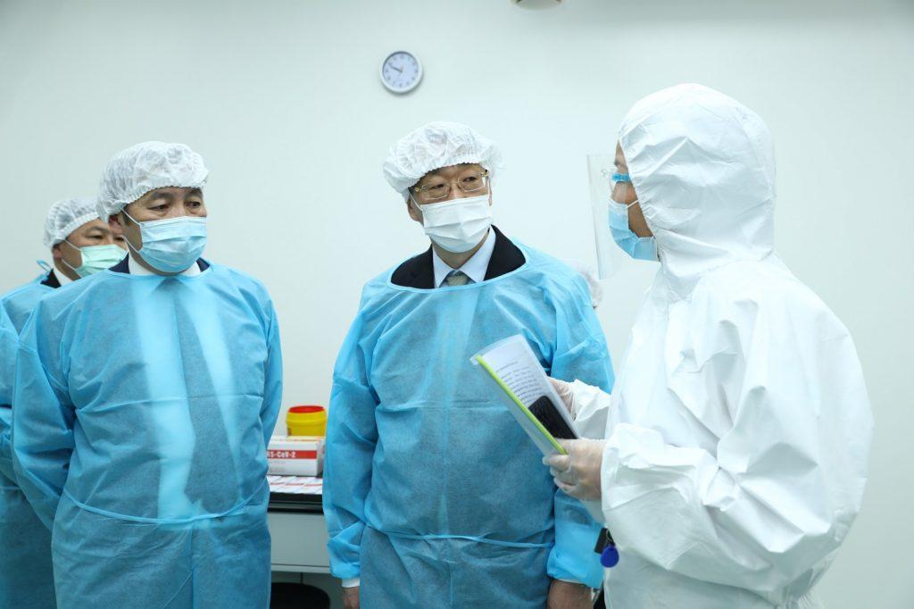 Шүлснээс коронавирус илрүүлдэг боллоо