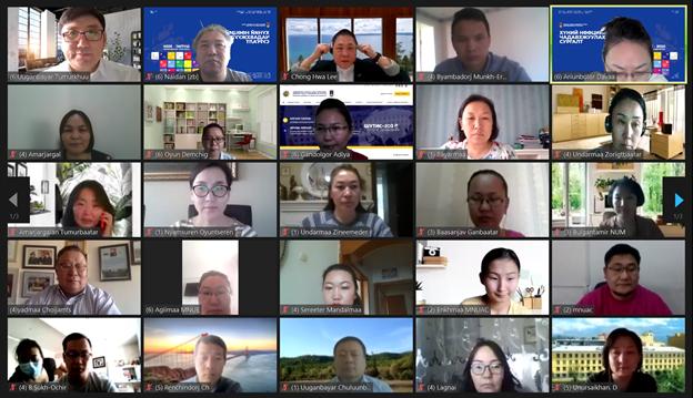 Сингапур улстай хамтран хэрэгжүүлж буй дээд боловсролын байгууллагын чанар баталгаажуулалтын хөтөлбөрийн цахим сургалт боллоо